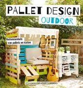 Pallet design outdoor : buitenmeubels van pallets en kisten