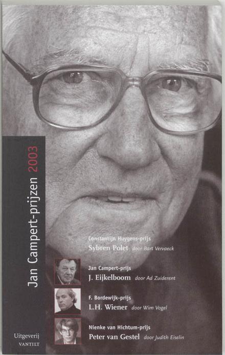 Jan Campert-prijzen 2003