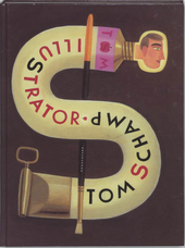 Tom Schamp : illustrator : The early years