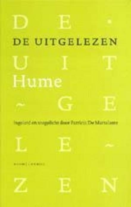 De uitgelezen Hume