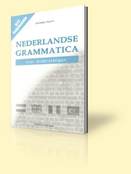 Hulpboekje Nederlandse grammatica voor anderstaligen
