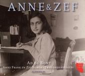 Anne & Zef : Anne Frank en Zef Bunga : twee onderduikers