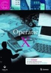 Operatie X