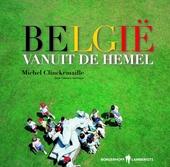 België vanuit de hemel