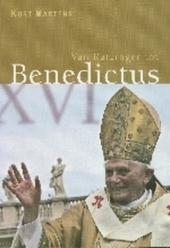 Van Ratzinger tot Benedictus XVI