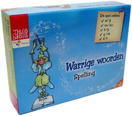 Warrige woorden : spelling