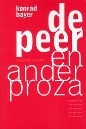 De peer en ander proza