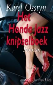 Het Honda Jazz knipselboek