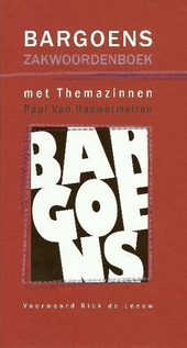 Bargoens zakwoordenboek : met themazinnen