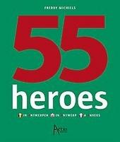 55 heroes in Antwerpen