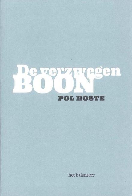 De verzwegen Boon : hommage aan Louis Paul Boon
