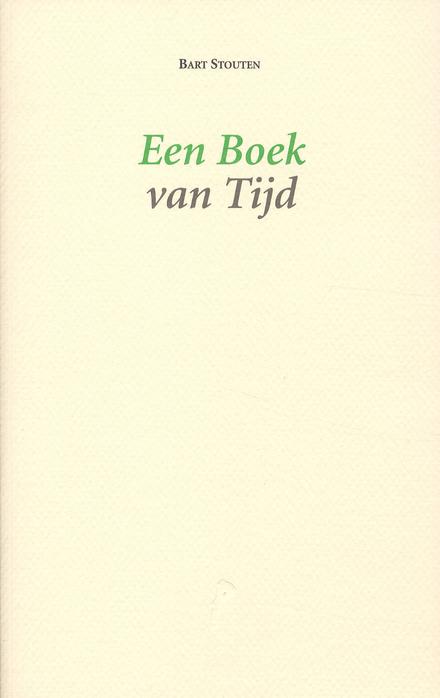 Een boek van tijd