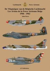 De vliegtuigen van de Belgische luchtmacht 1946-1962