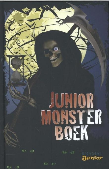 Het junior monsterboek. 1, Negen duivelse griezelverhalen uit de hel