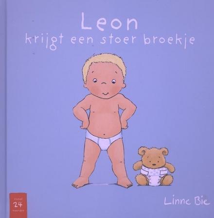 Leon krijgt een stoer broekje