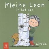 Kleine Leon in het bos