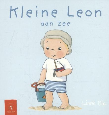 Kleine Leon aan zee