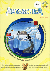 Antarctica : zomer op de zuidpool : een coöperatief strategiespel