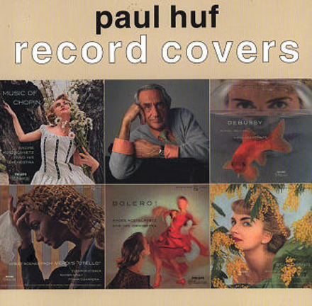 Paul Huf : record covers