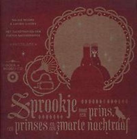 Sprookje voor een prins, een prinses en een zwarte nachtraaf