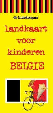 Kidskompas kinderlandkaart België