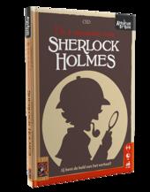 De 4 mysteries van Sherlock Holmes - jij bent de held van het verhaal!