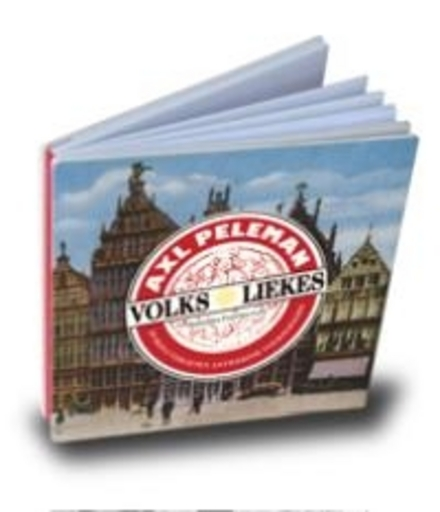 Bijna vergeten Antwerpse volksliedjes. [1]