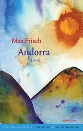 Andorra : toneelstuk in twaalf taferelen