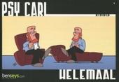 Psy Carl helemaal ; Psy Carl op zijn kop