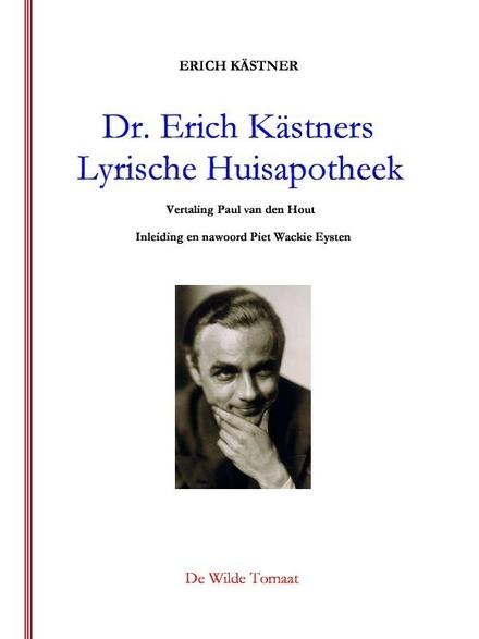Dr. Erich Kästners lyrische huisapotheek : 56 gedichten in het getto van Warschau opgeschreven