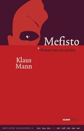 Mefisto : roman van een carrière