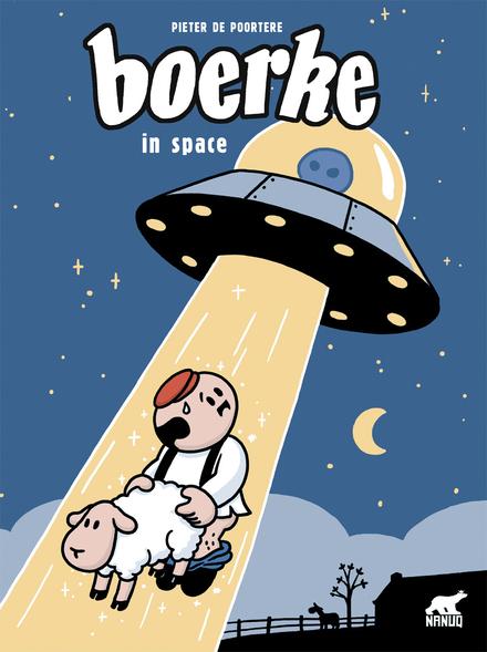 Boerke in space