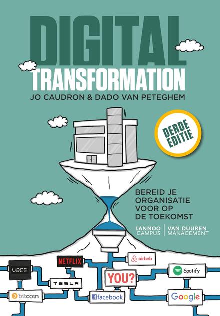 Digital transformation : bereid je organisatie voor op de toekomst