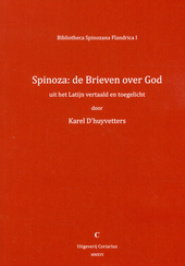 Spinoza : de Brieven over God