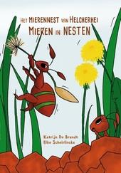 Mieren in nesten