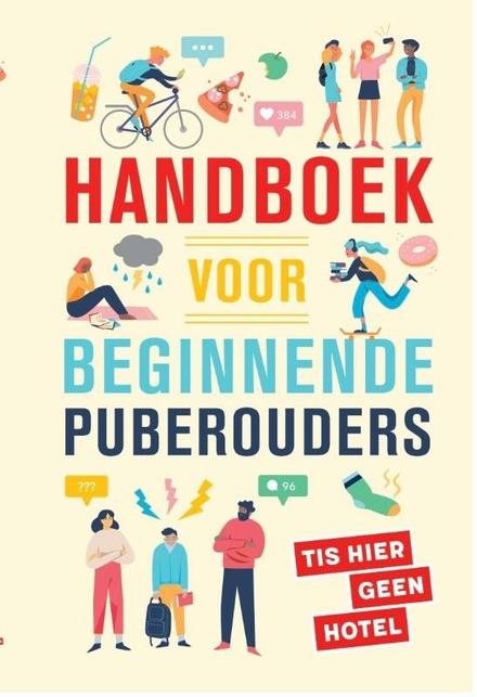 Handboek voor beginnende puberouders