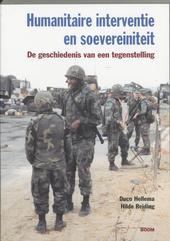 Humanitaire interventie en soevereiniteit : de geschiedenis van een tegenstelling