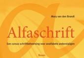 Alfaschrift : een cursus schriftbeheersing voor analfabete anderstaligen