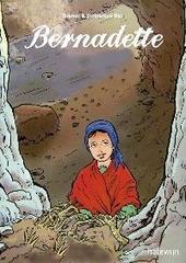 Bernadette heeft iets gezien