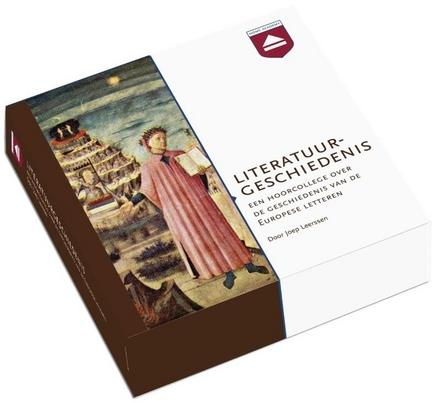 Literatuurgeschiedenis : een hoorcollege over de geschiedenis van de Europese letteren