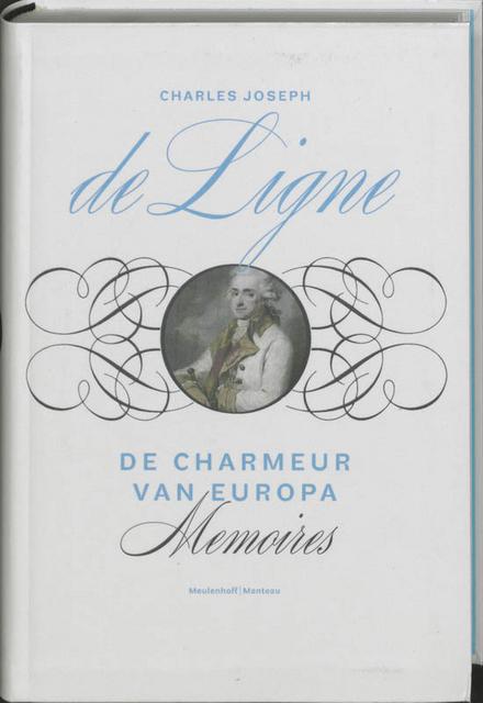 De charmeur van Europa : memoires
