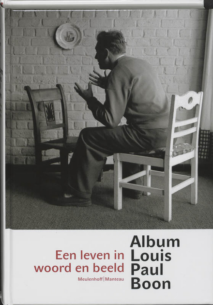 Album Louis Paul Boon : een leven in woord en beeld