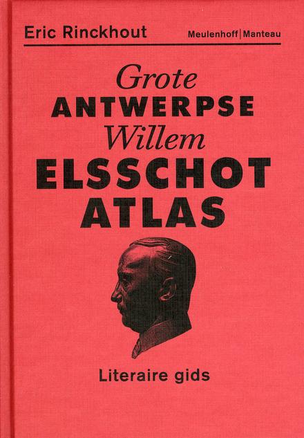 Grote Antwerpse Willem Elsschot atlas
