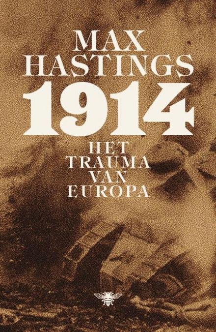 1914 : het trauma van Europa