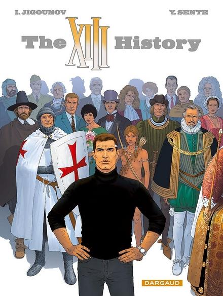 The XIII history : een onderzoek van Danny Finkelstein