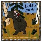 Lotte en de beer : voor kinderen die niet makkelijk praten
