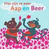 Hier zijn ze weer Aap en Beer