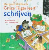 Grijze Tijger leert schrijven