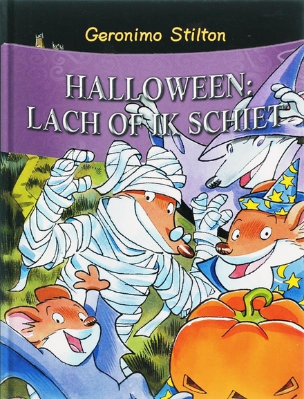 Halloween ... : lach of ik schiet!