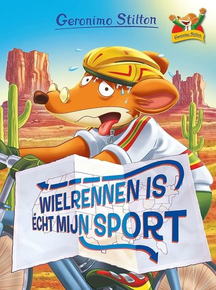 Wielrennen is écht mijn sport